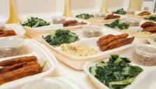 Serviços de refeições coletivas